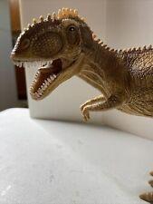 Prehistoric Giganotosaurus Schleich Spotted Dinosaur Figure Toy D-73527 2009