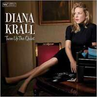 Diana Krall - Turn Up The Quiet NEW CD