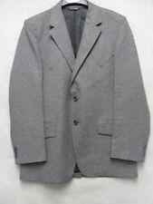 W2919 H Bar C USA Made Gray Button Up Classic Jacket Men M