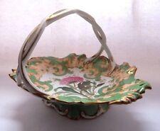 Spode Copeland Date-Lined Ceramic Bowls (Pre-c.1840)