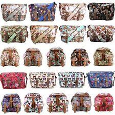 Unbranded Zipper Satchel Handbags with Inner Pockets