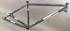 "Jamis Dragon 29"" 29er MTB Bike Steel Frame Gray 15"" SingleSpeed Sliding Dropouts"
