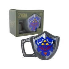 """Taza the Legend of Zelda """"shield/escudo"""""""