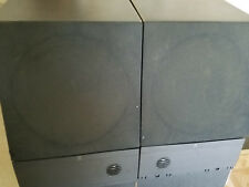 ACOUSTIC RESEARCH AR M2 HOLOGRAPHIC IMAGING BOOKSHELF SPEAKERS