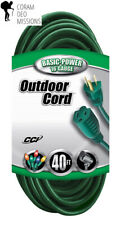 Woods Cable 2356 16/3 Vinyl Landscape Outdoor Extension Cord With Heavy-.
