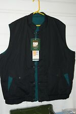 "BRITISH OUTDOORS REGATTA THERMAL BODYWARMER GILLET XXXL 48"" CHEST REVERSIBLE NAV"