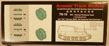 Armour Track Models Workable Track Links For German Ferdinand SdKfz 184 TK-10