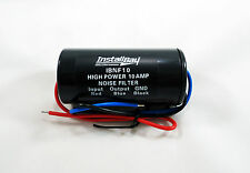 Install Bay 10 AMP In-Line Noise Filter for Car Stereo Ham Radio 12 Volt