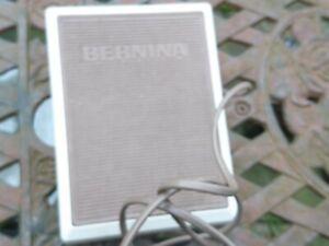 BERNINA Sewing Machine Foot Control Pedal 910/930/1080/1090/1130/1260/1530/1630
