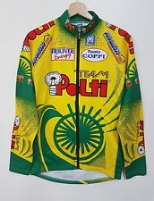 Maglia ciclista vintage 70'Santini Shirt jersey cyclist Santini Team Polti