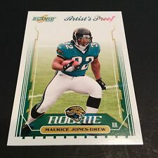 2006 Score Maurice Jones-Drew Artist's Proof Rc #'d /32 Jaguars UCLA #362