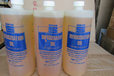 3(32)OZ SERCON A/C REFRIGERANT OIL,VIS 500 S.S.U AT100*F MADE BY TECHNICAL CHEMI