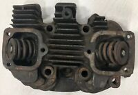 Harley Davidson Ironhead Sportster Front Cylinder Head 1000 XLCH AMF 16682-71 XL