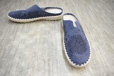 **bernie mev. TW168 Casual Comfort Mule Slip On Shoe, Women's Size 7, Navy NEW