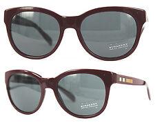 Burberry Sonnenbrille / Sunglasses   B4132 3351/87 53[]18 140 Nonvalenz /482 (6)