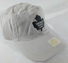LZ Reebok Adult Fitted S/M Toronto Maple Leafs NHL Baseball Hat Cap NEW E57