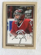 Cam Ward Rookie 2005/06 Upper Deck Bee Hive Beige Border #117 *Rare*