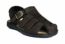 New Men's Vikings Sport Nubuck Soft Comfort Sandals Brown Size 9 Brand New!