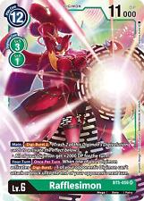 SUPER RARE Rafflesimon BT5-056 - BT05 Digimon Battle of Omni
