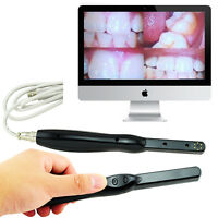 Dental 6 Mega Pixels Intra Oral Intraoral Camera Endoscope cavity system 6-LED