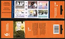 2003 Finland, Moomins booklet MNH.
