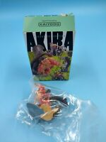 neuf mini figurine AKIRA PART 2 MINIQ DISPLAY 1 figurines Tetsuo Fusion serie 2