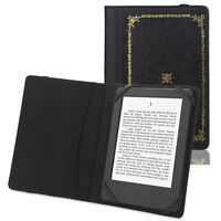Book Style Pu Leather Cover Case For Barnes & Noble NOOK GlowLight 3(2017)