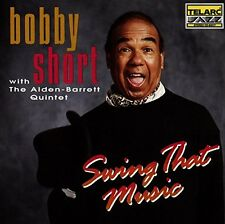 Bobby Short - Swing That Music [CD]