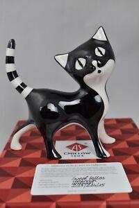 Cmielow Sweet Kitten Porcelain Figurine. Boxed with Certificate