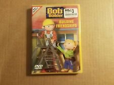 Bob the Builder - Building Friendships (DVD, 2003)