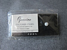 Genuine Cultured Pearl By Pearl Master Of Japan Olson Electronic sealed unused