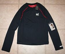 NWT Abercrombie Boys Large Active Base Layer Moisture Wicking LS Shirt LAST ONE!