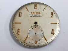 Esfera DOGMA PRIMA ANCRE 15 rubis 33.5mm Original Dial AS 1130