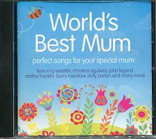 WORLD'S BEST MUM / MOM CD, PERFECT SONGS FOR YOUR SPECIAL MUM - MAMA'S SONG