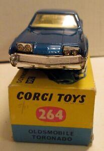 Corgi Toys 264 Oldsmobile Toronado,    original
