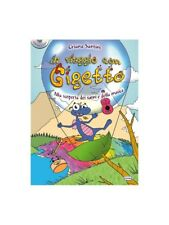 In Viaggio Con Gigetto Learn to Play Present MUSIC BOOK & CD All Instruments