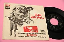 "GLEN CAMPBELL 7"" IL GRINTA OST ORIG ITALIE 1969 EX TOOOOPPPP"