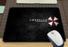Resident Evil Umbrella Corporation Game Gaming anti-slip PC laptop mouse mat pad