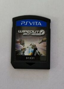 Wipeout 2048 Sony Playstation PS Vita PSVita Game Genuine Cart Only