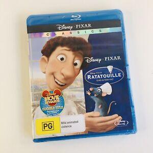 Ratatouille (Disney Pixar Classics) Blu-Ray Brand New Sealed Region B FREE POST