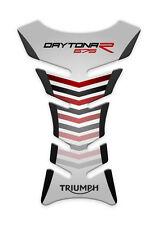 Motorcycle Tank Pad Protector Sticker | (TRIUMPH) DAYTONA 675 R