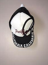 Pacific Coast Men's Cap Size 54cm White & Black NH600