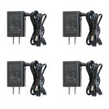 4 Cctv Power Supply Adapter 100V-240V Ac to 12V Dc 500mA for Security Camera wvu