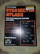 Fantasy Games Unlimited, Inc: Space Opera Sourcebook - STAR SECTOR ATLAS 11