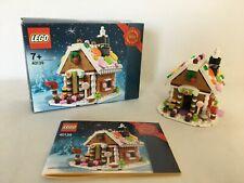 LEGO® 40139 Lebkuchenhaus Limited Edition OVP