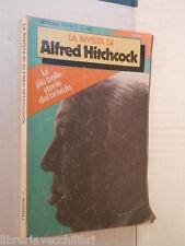 LA RIVISTA DI ALFRED HITCHCOCK N 7 Rizzoli Settembre 1978 libro giallo romanzo