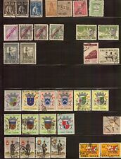 Cape Verde - Nice Collection of 48 Stamps - Check out the scans - Free Shipping