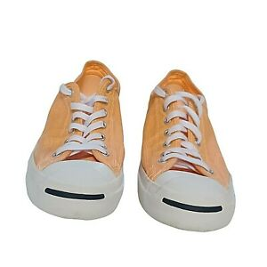 Converse Jack Purcell Sunset Glow Ox Sneakers Canvas Low Top Men 9.5 Women 11