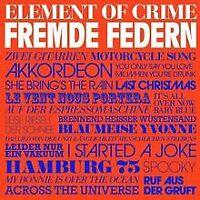 Fremde Federn von Element of Crime   CD   Zustand gut