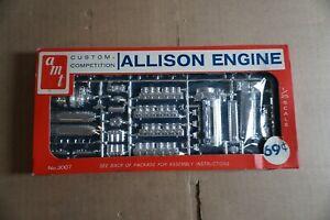 AMT  Custom Competition Allison Engine #3007 1/25
